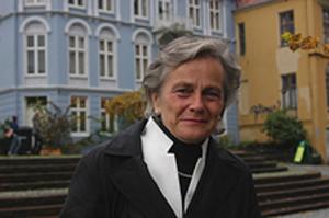 Kjersti Fløttum (Foto: På høyden, UiB)