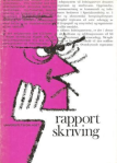 Cover Rapportskriving
